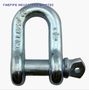 US TYPE SCREW PIN CHAIN SHACKLE