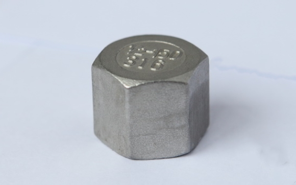 stainless steel hexagon cap fig no.11