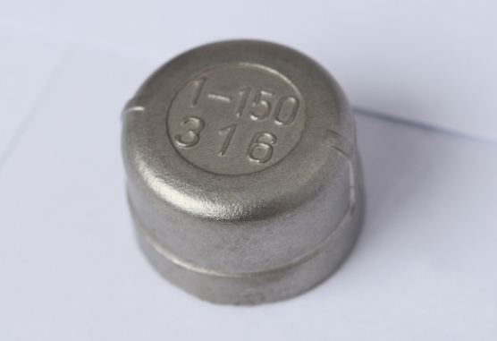 stainless steel cap fig no.12